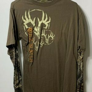 Buck Wear Medium Long Sleeve Shirt